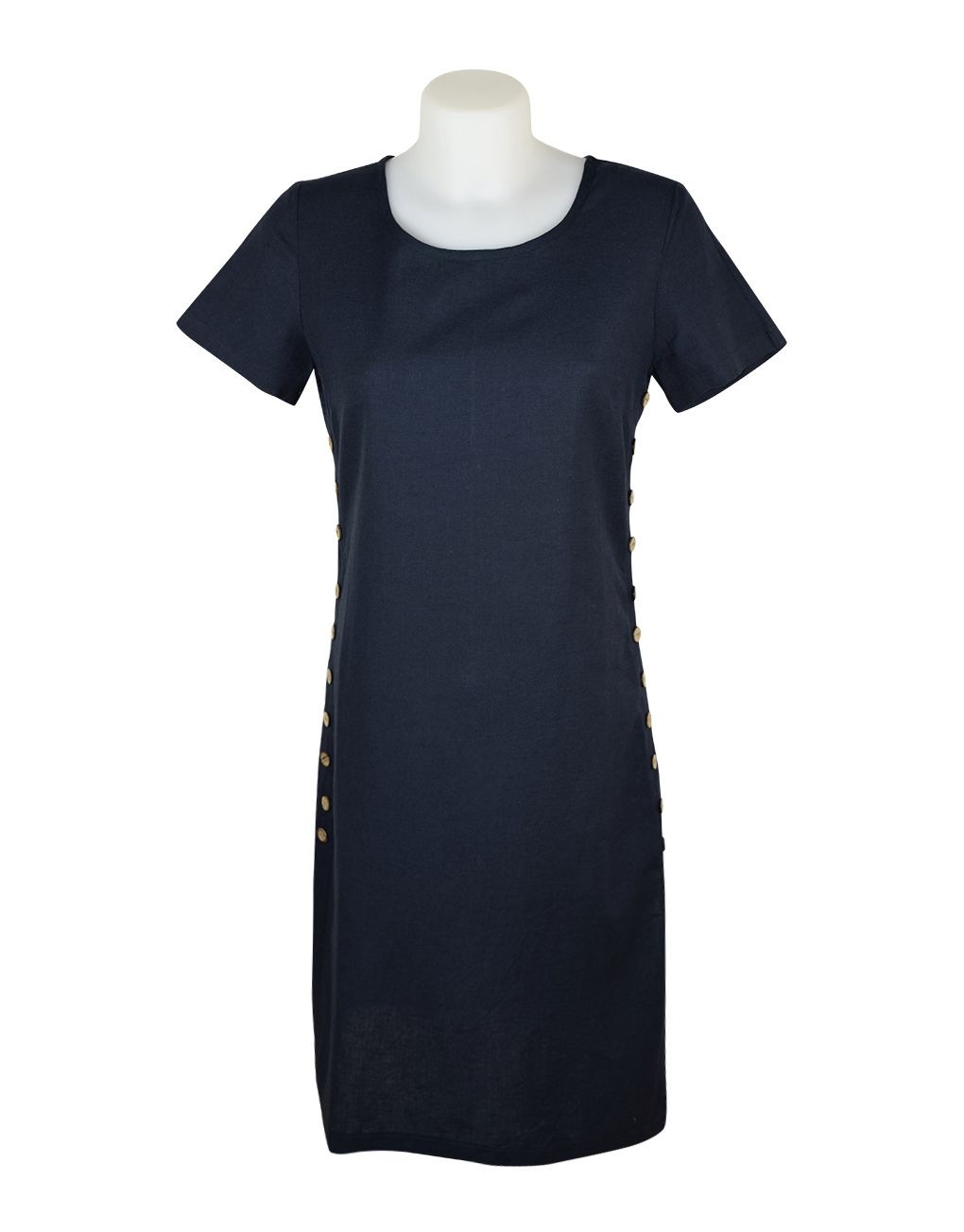 Alice Collins Kylie Dress Navy 14 L