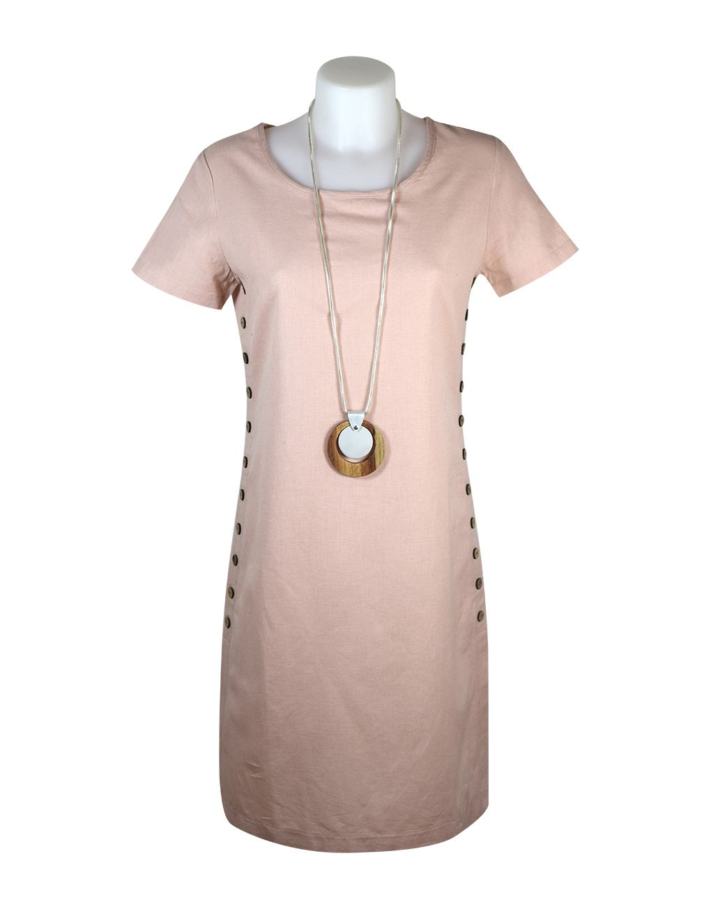 Alice Collins Kylie Dress Blush 16 XL