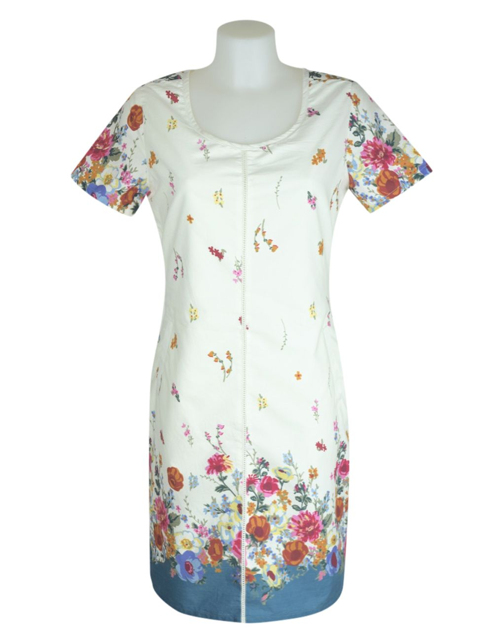 Alice Collins Jenna Dress Cottage Garden 18 XXL