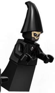 LEGO Harry Potter Death Eater Minifigure from 75965