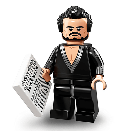 General Zod The LEGO Batman Movie Series 2 LEGO Minifigures 71020
