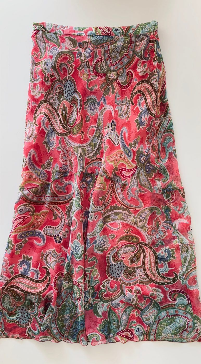Romantic Paisley Skirt  from Pomodoro