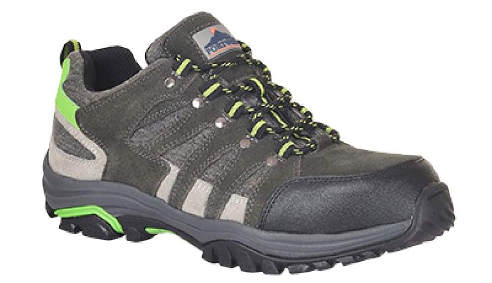 Steelite Loire S1P Safety Trainer Steel Toe Cap and Midsole - FW36 Grey - 39