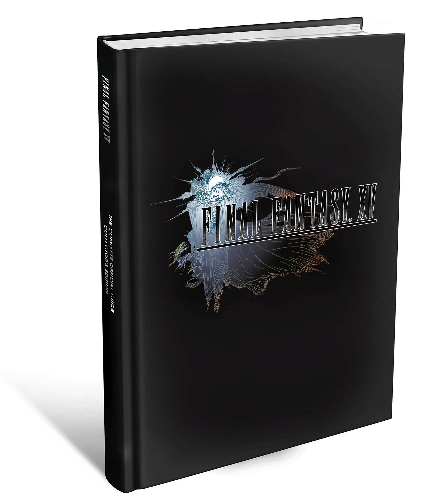 Final Fantasy XV - The Complete Official Guide - Collector