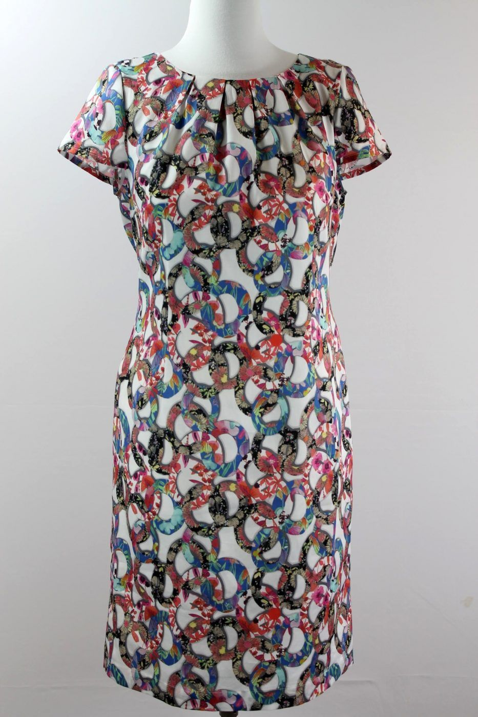 Print Dress from Erfo