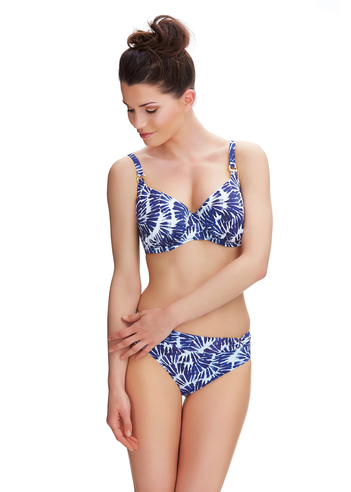 Fantasie Lanai Bikini Set in Nightshade
