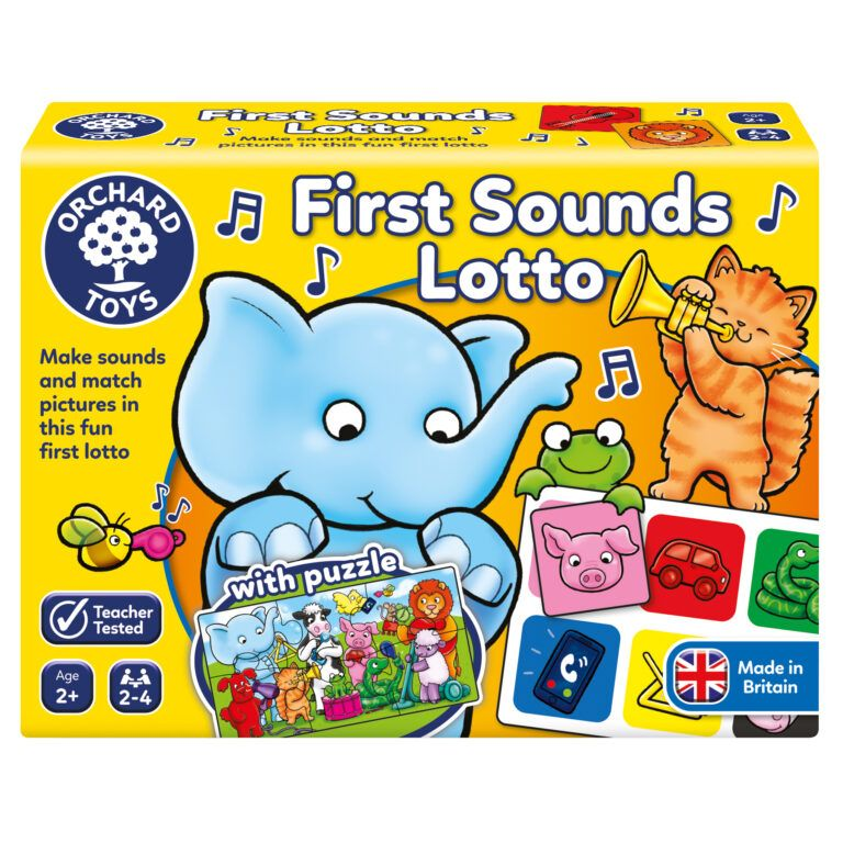First Sounds Lotto by Orchard Toys