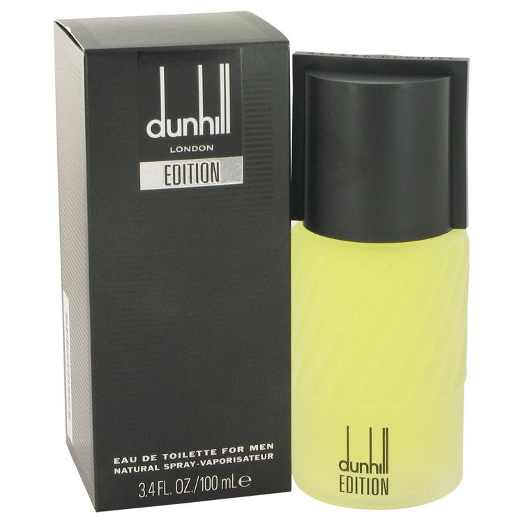 Dunhill Edition by Alfred Dunhill 100 ml Eau De Toilette EDT Spray