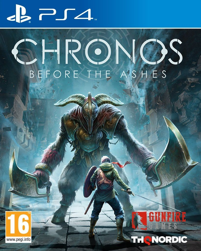Chronos: Before the Ashes - PlayStation 4 / 5